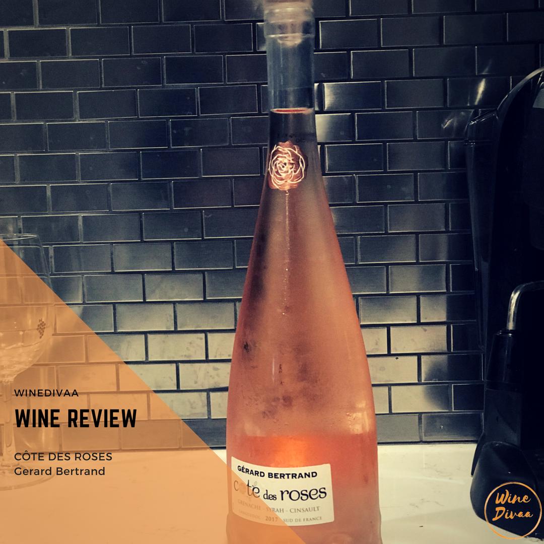 Wine Reviews Cotes des Roses 2017